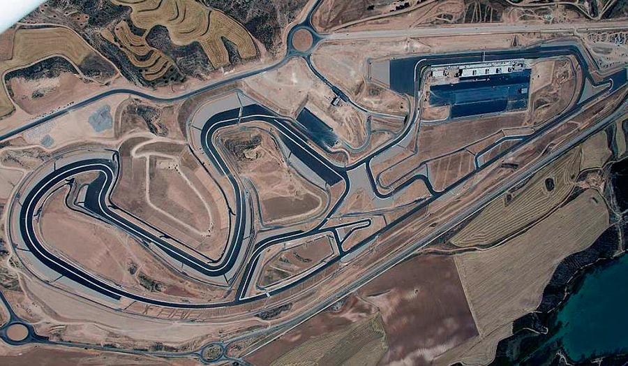 Circuito Alcañiz : Rodada circuito motorland aragón alcañiz 4 octubre 2014 gas al