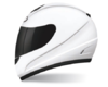 CASCO MT THUNDER INFANTIL BLANCO BRILLO