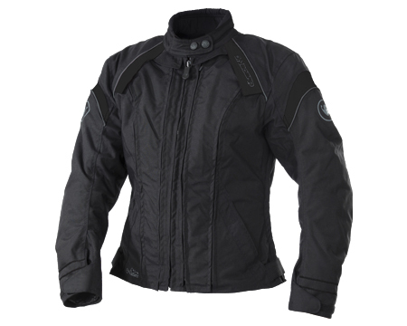 CHAQUETA CORDURA MUJER ON BOARD Nature Negra
