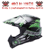CASCO MT SYNCHRONY NATIVE NEGRO/VERDE FLUOR