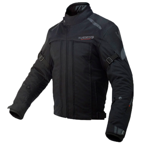 CHAQUETA CORDURA ON BOARD Addict Evo 4S Negra