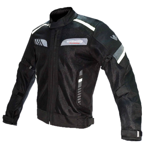 CHAQUETA CORDURA ON BOARD On-Air Negra/Gris/Blanc