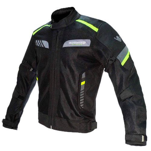 CHAQUETA CORDURA ON BOARD On-Air Fluor