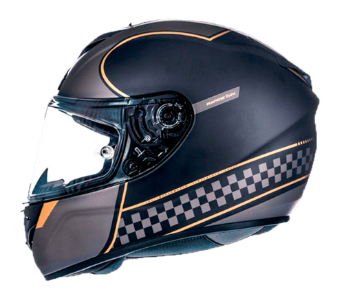 CASCO MT RAPIDE REVIVAL NEGRO MATE