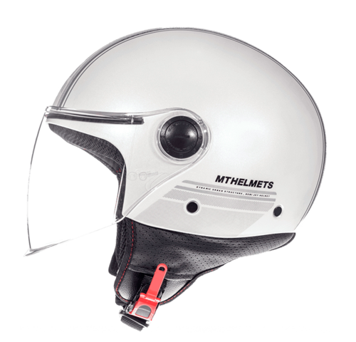 CASCO MT STREET ENTIRE BLANCO PERLA
