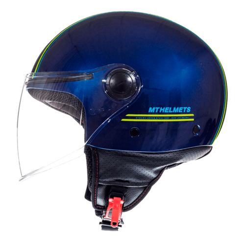 CASCO MT STREET ENTIRE AZUL AMARILLO FLUOR